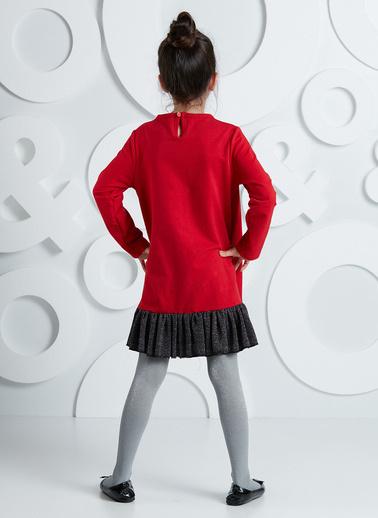 Mushi Elbise Kırmızı